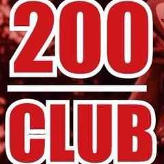 February 200 Club Winner
