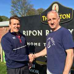 Ripon RUFC Welcomes New Lead Coach