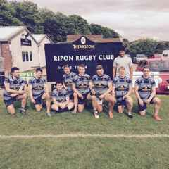 Congratulations to Ripon 7's
