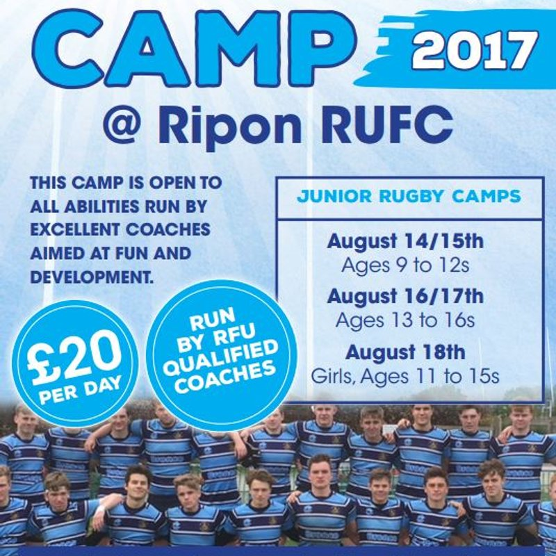 Rugby Summer Camps
