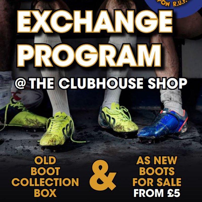 Boot Exchange