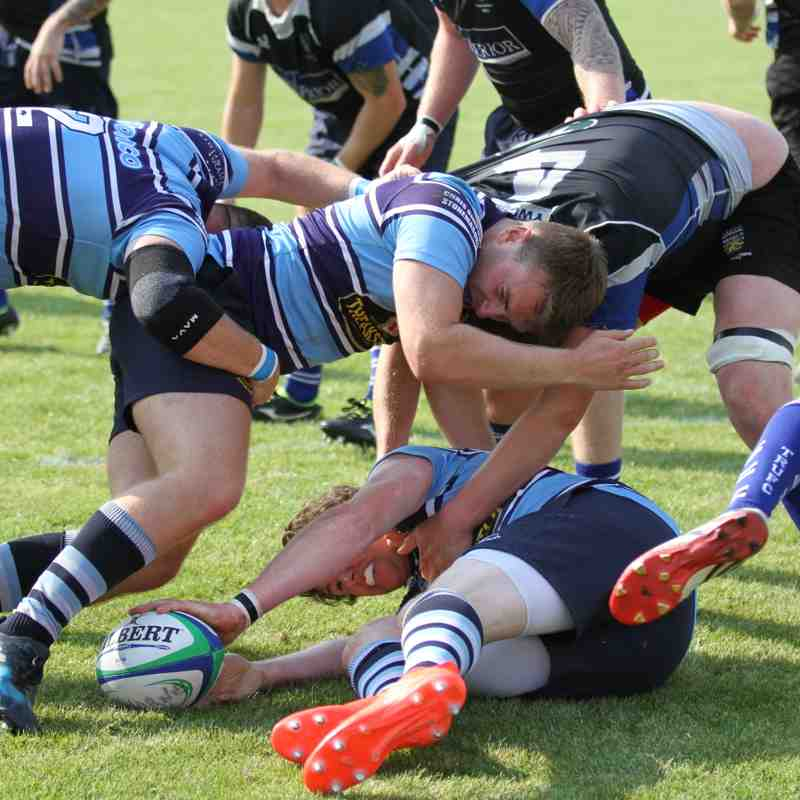 Ripon 1st XV vs Thornensians - 2nd Sept 2017