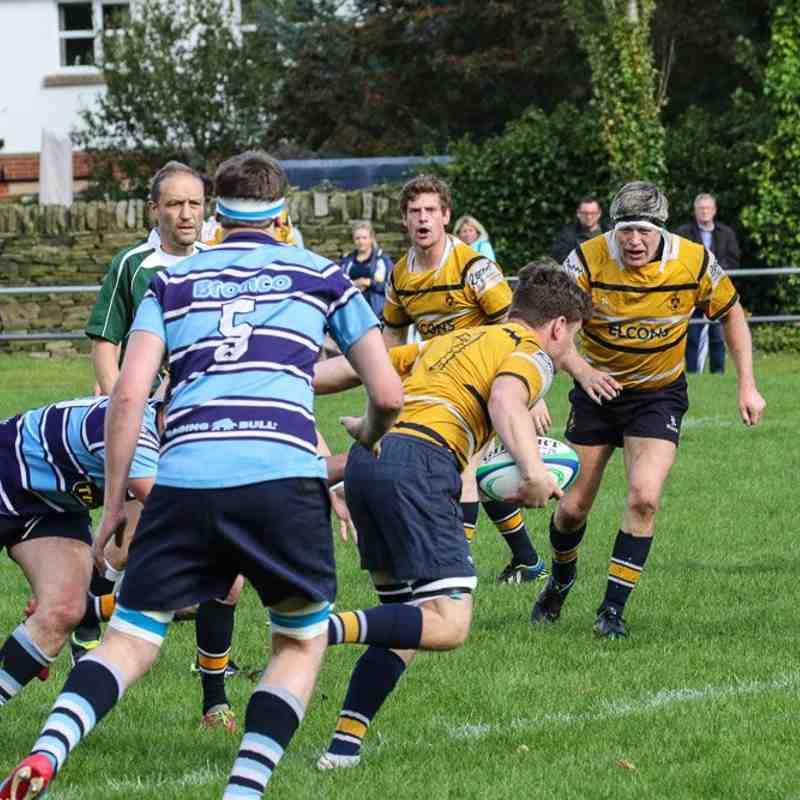 1st XV vs Old Crossleyans - Saturday 16th September
