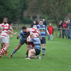 1st XV vs Wetherby - Saturday 23rd September