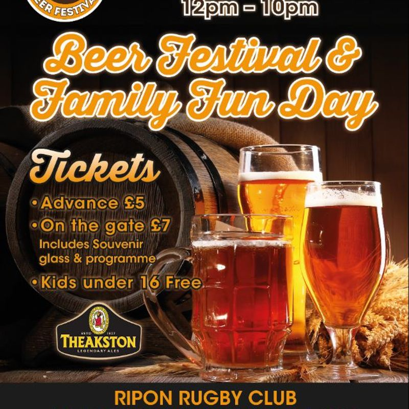 Beer Festival & Family Fun Day