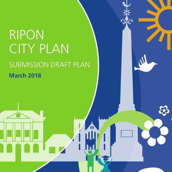 Ripon City Plan Update
