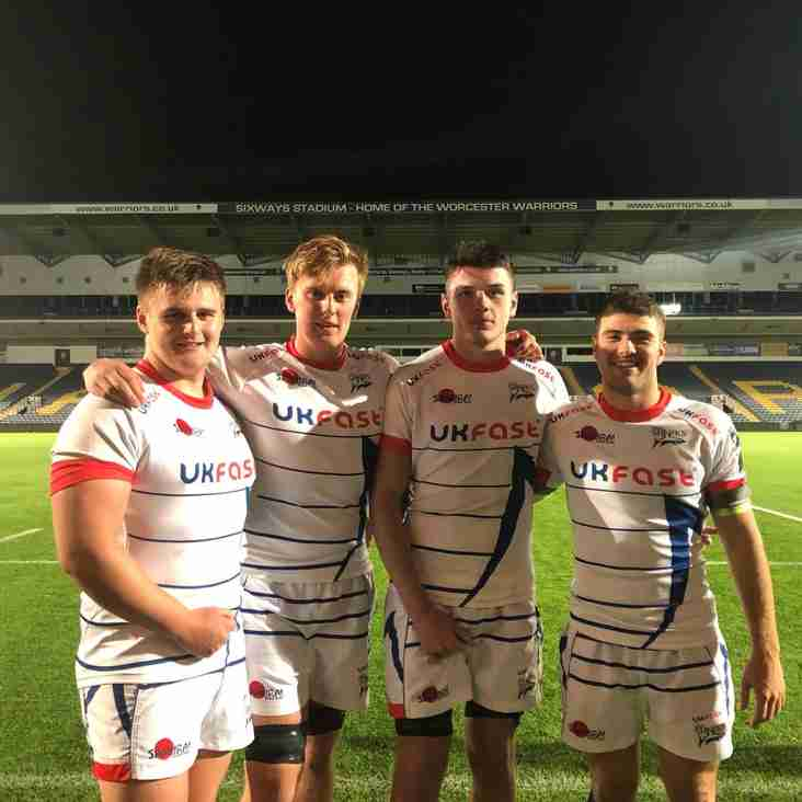 Age Grade Rugby to Sale Sharks