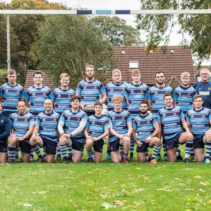 Team Selections - Saturday 3rd November