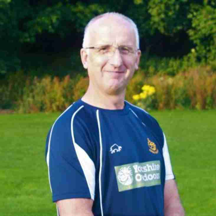 Ian Hassall appointed as Ripon RUFC Lead Coach