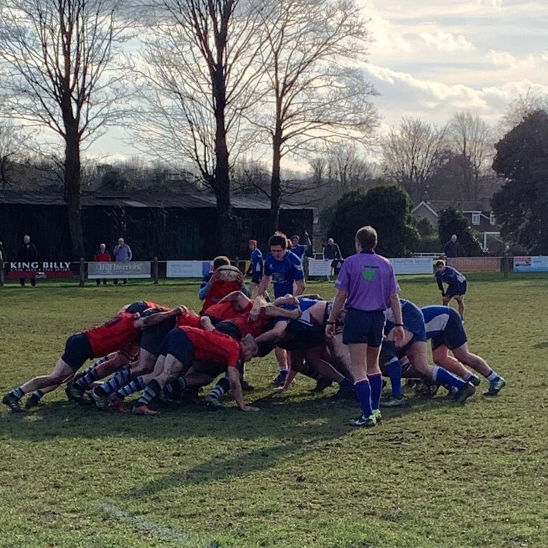 1st XV Match Report - Saturday 16th February