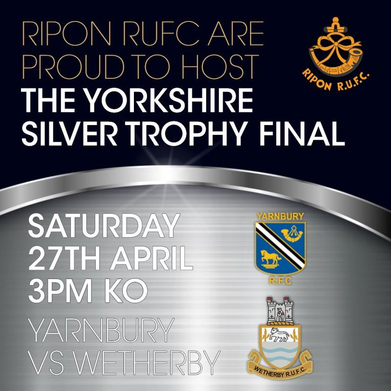 Ripon RUFC to host Final