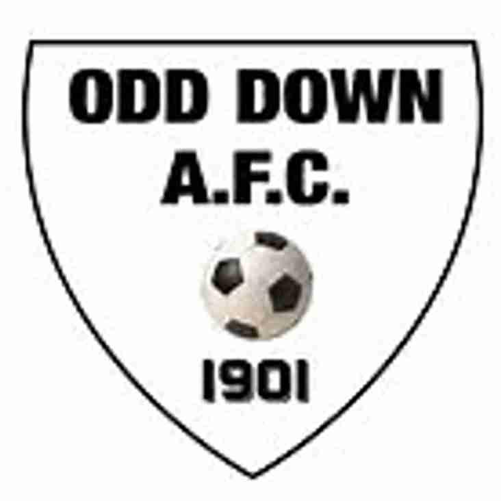 Melksham Town V Odd Down