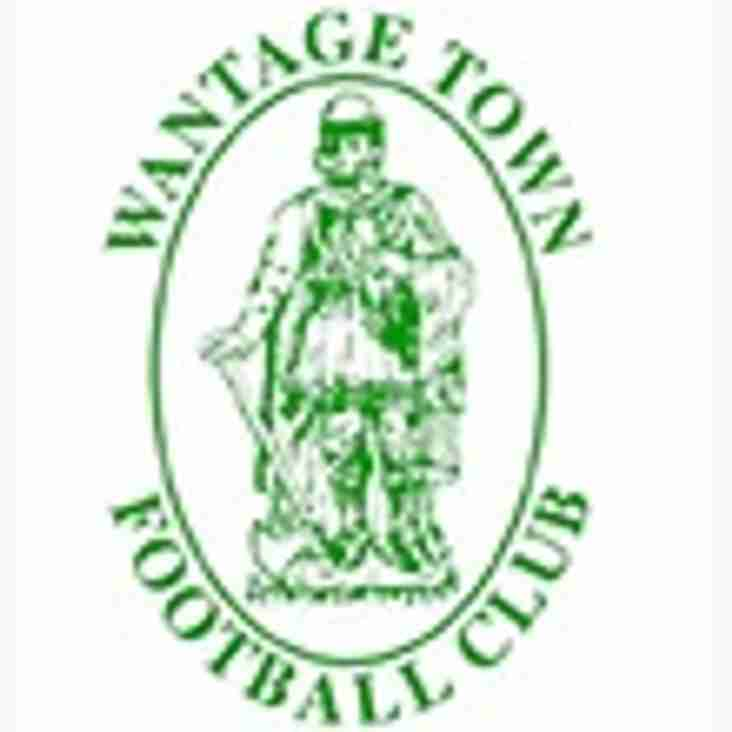 Next Up- Wantage Town V Melksham Town