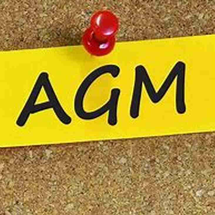 Melksham Town FC AGM