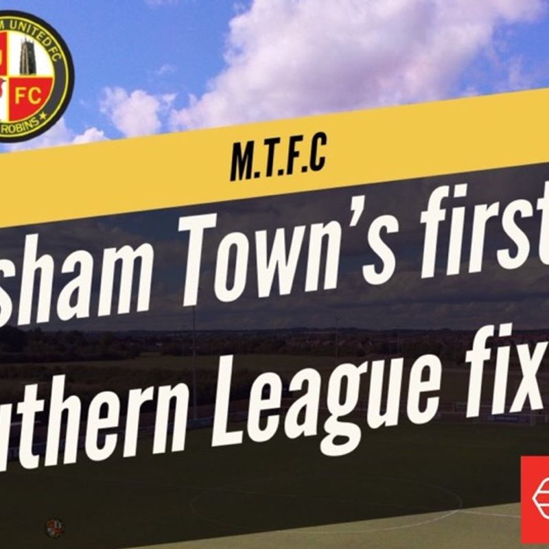 Melksham Town V Evesham United
