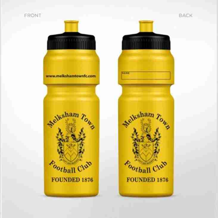 Pre order a MTFC water bottle today!