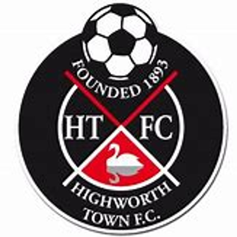 Next Up- Highworth Town V Melksham Town