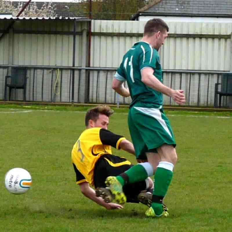 Stanway Rovers 14/04/2012