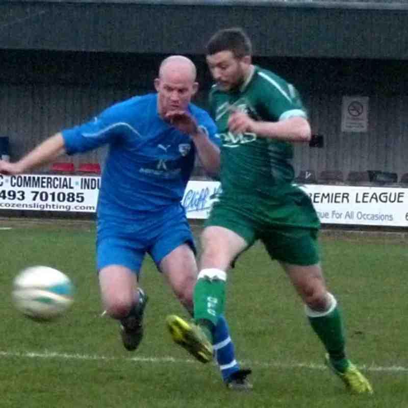 Brantham Athletic 24/04/2012