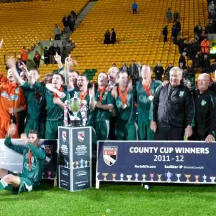 Norfolk Senior Cup Semi Final