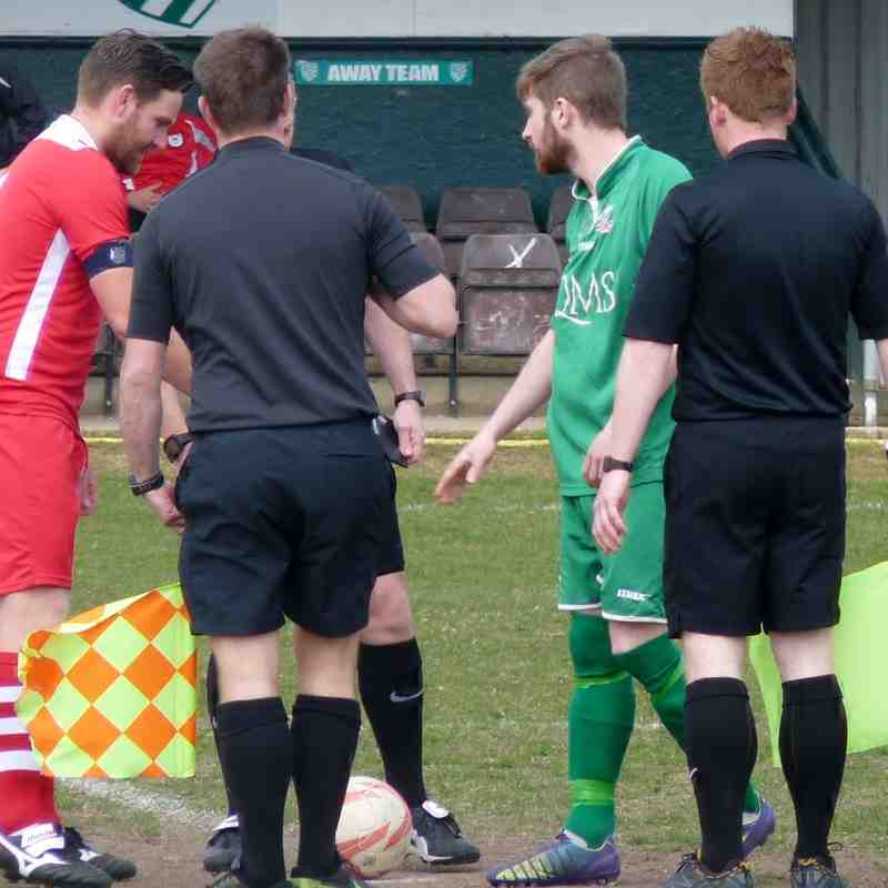 Haverhill Rovers - 2nd May 2015
