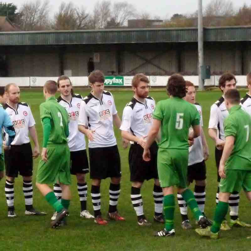 Haverhill Rovers 05/12/2015