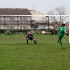 Penalties Put Ressies through to Semi