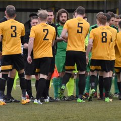 Stanway Rovers 28/01/2017