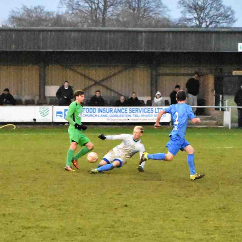 Wivenhoe Town 04/02/2017