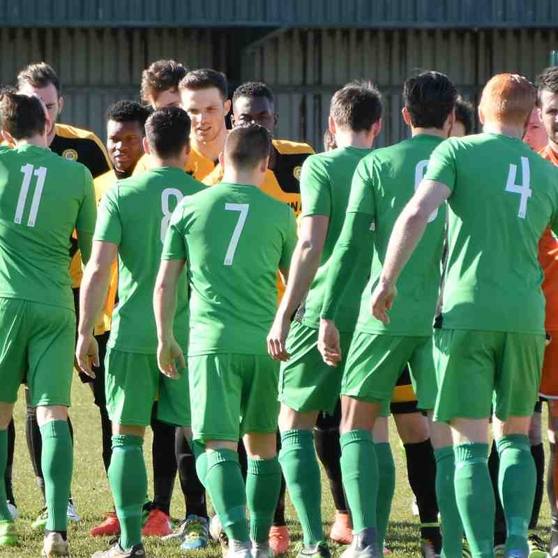 Stanway Rovers 25/03/2017
