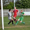 Late Comeback Grabs Point for Greens