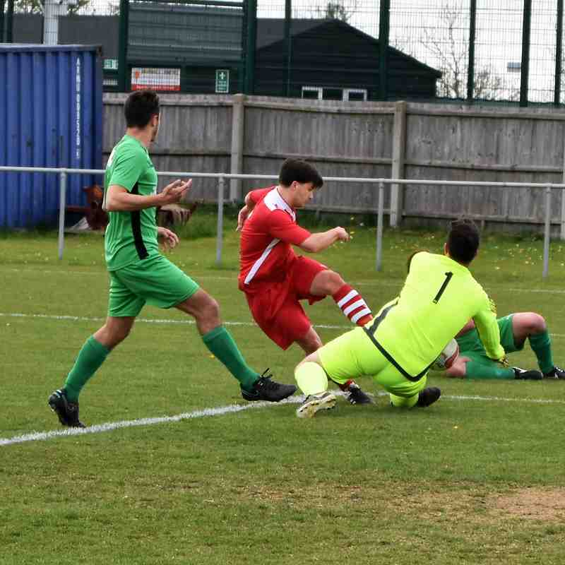 Haverhill Rovers 22/04/2017