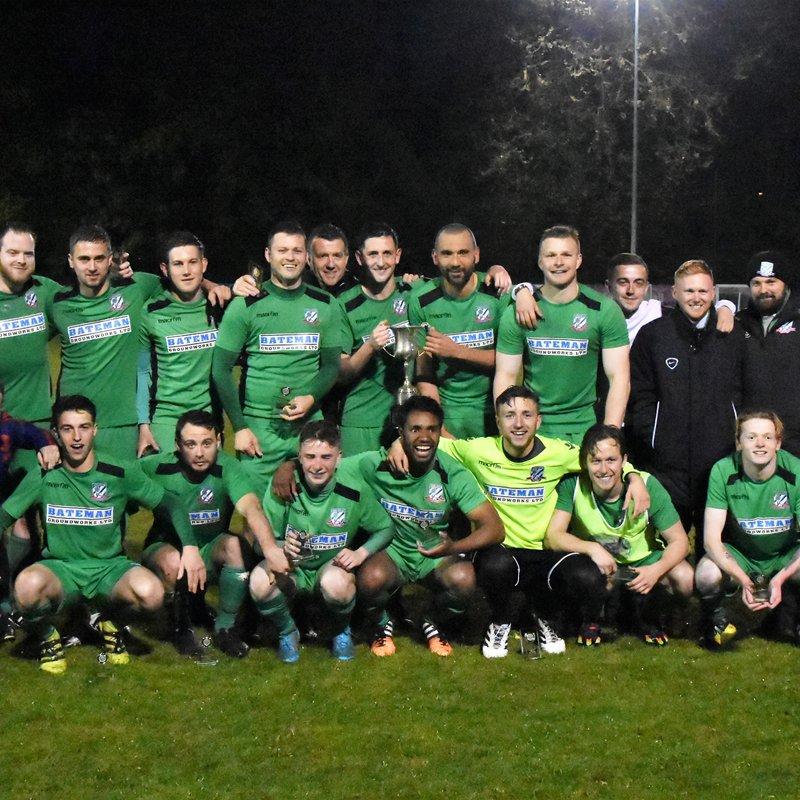 CS Morley Cup Final v Attleborough Reserves 25/04/2017