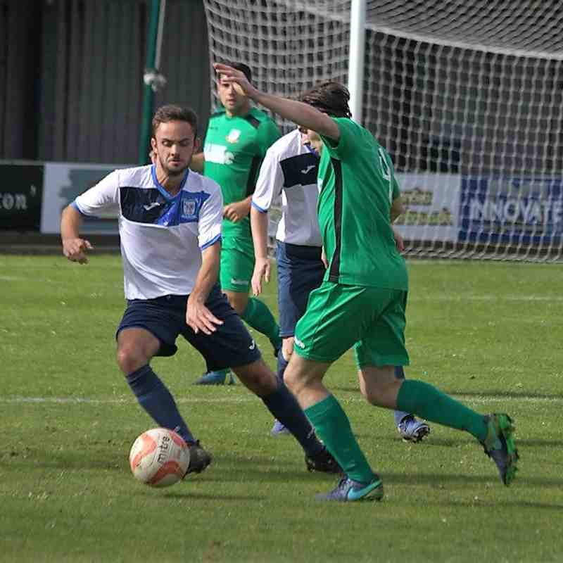 Haverhill Borough 16/09/2017 - Thanks to Darren Burrage for the images