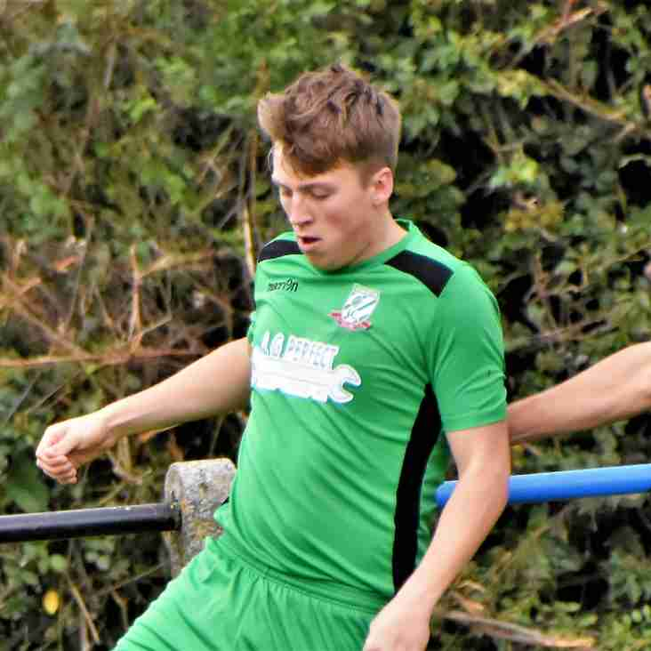 Connor Ingram Leaves the Greens