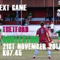 Thetford Town vs. Gorleston