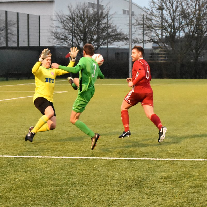 Haverhill Rovers 16/12/2017