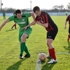 Coggeshall Town 14/04/2018