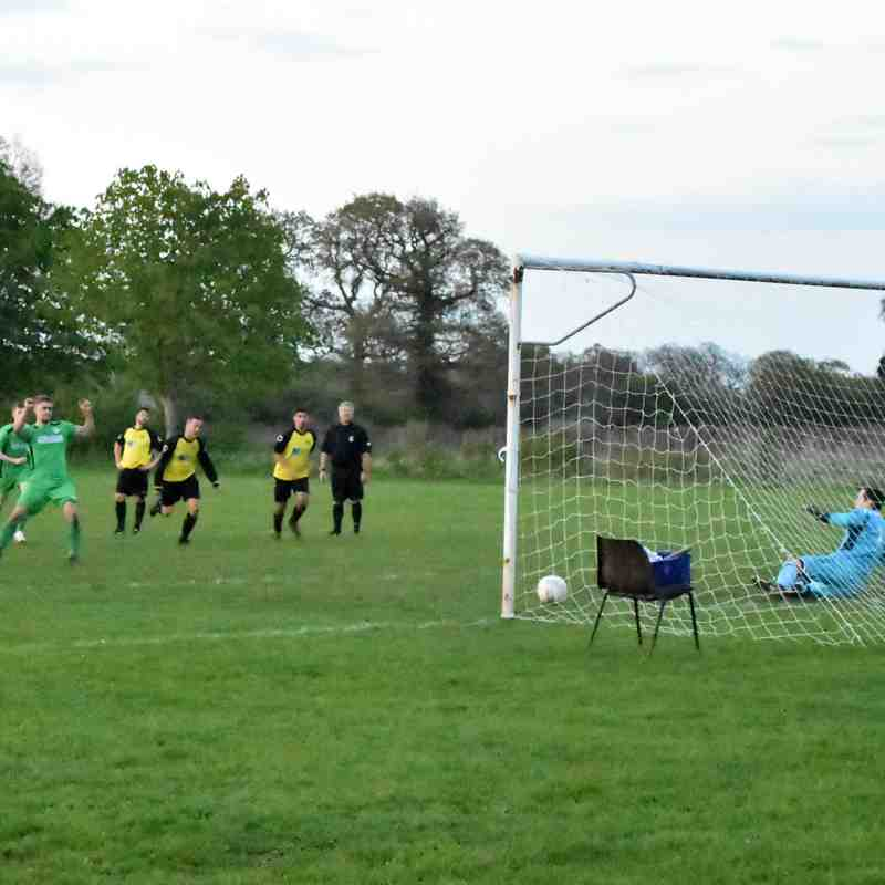 Reserves v South Walsham 01/05/2018