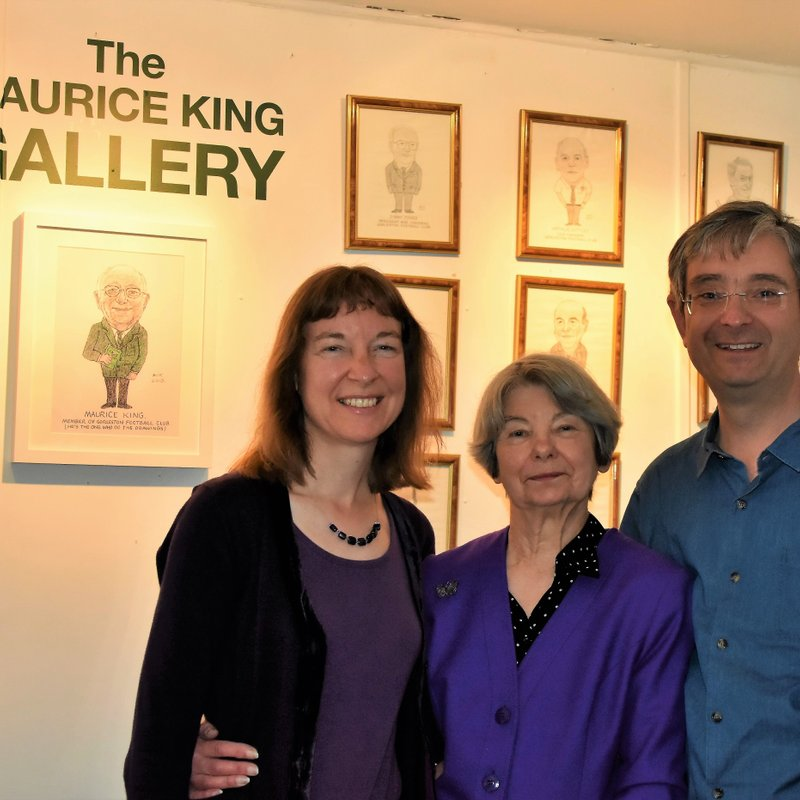 The Maurice King Gallery