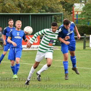 Last Ditch Comeback gives Greens a Point