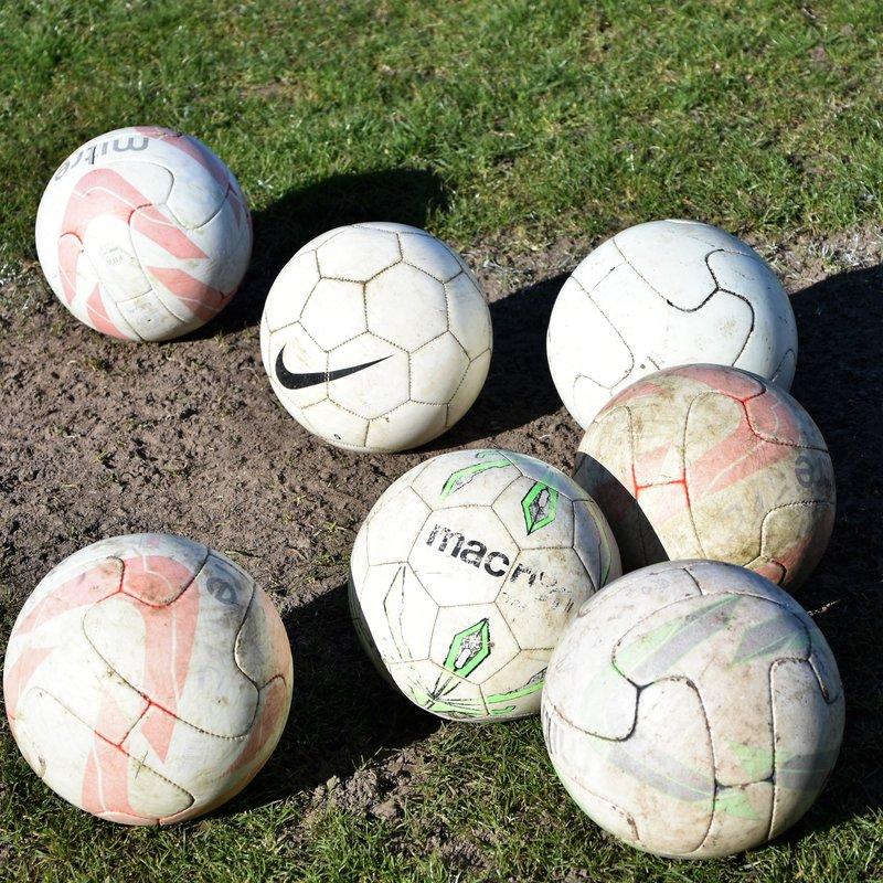 First Team Fixtures