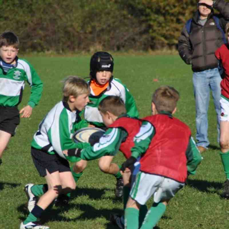 Under 10's 2012/2013 Season Pictures
