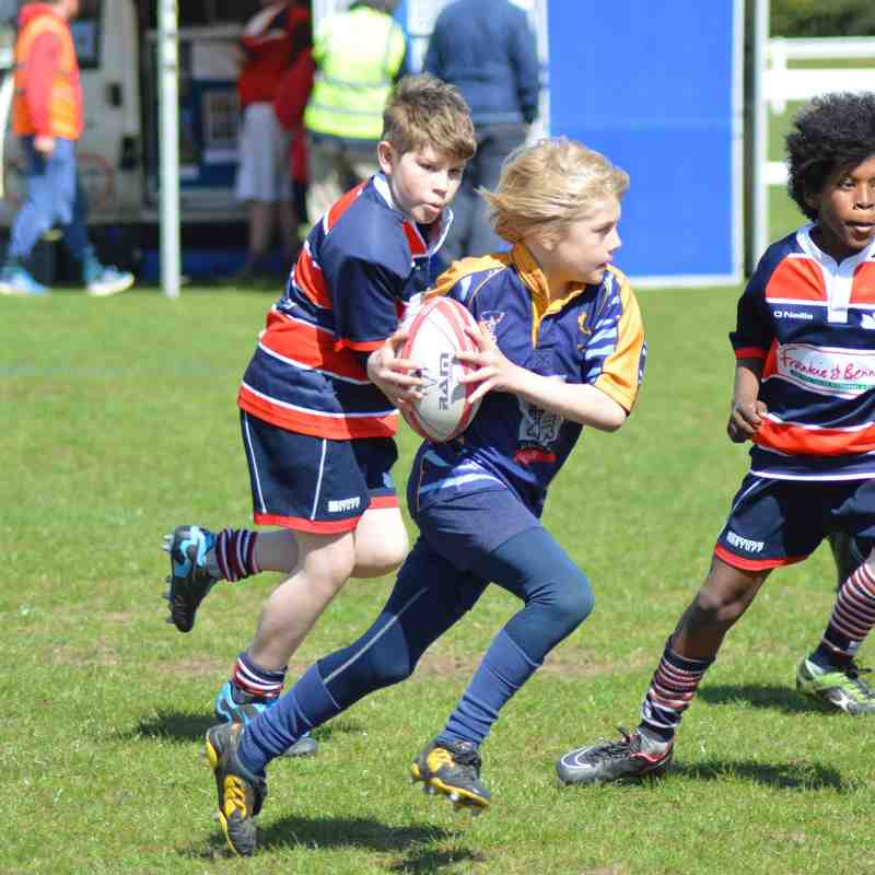 Staines Festival U10s 12/4/15