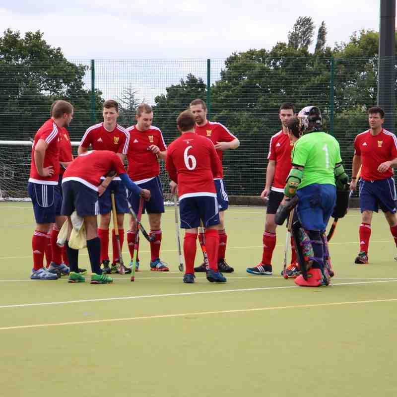 1st Team v Ashby - 12th September 2015