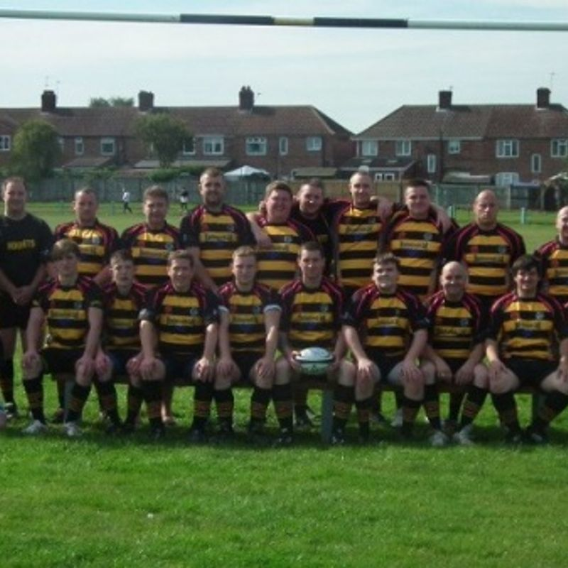 1st Team lose to Garforth 12 - 29
