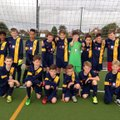 Under 15 Blue lose to Crawley Panthers Red U15