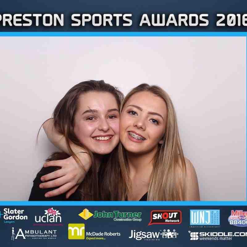 Preston Sports Awards 2016