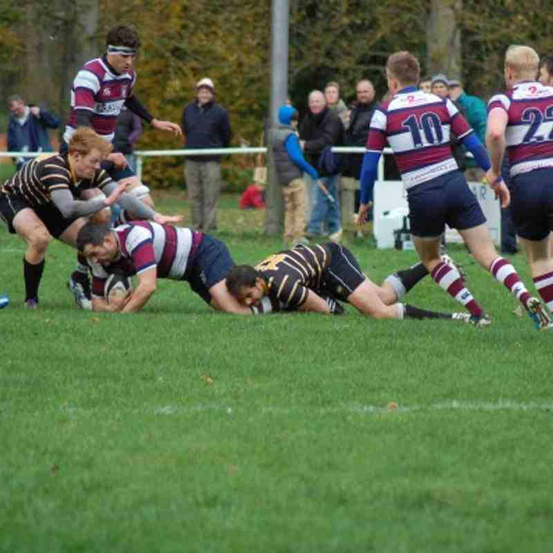 Marlow Vs Bletchley