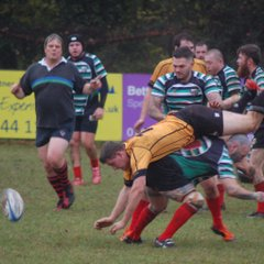 Oxford Nomads Vs Chinnor